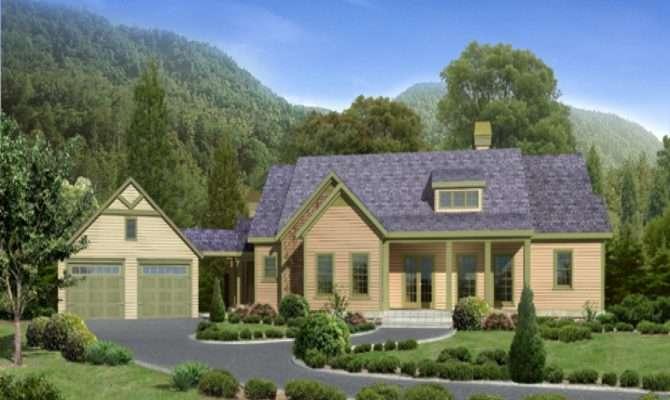 House Plans Semi Detached Garage