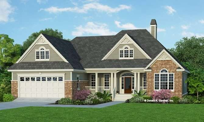 House Plans Separate Garage Beautiful Ranch Style
