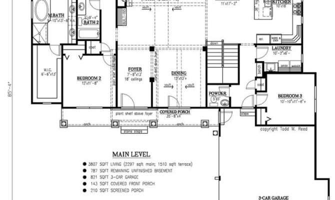 House Plans Separate Garage Best