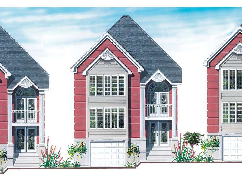 House Plans Southern Vacation Waterfront