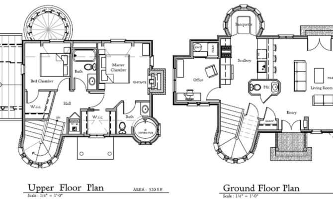 House Plans Storybook Cottage Home Style