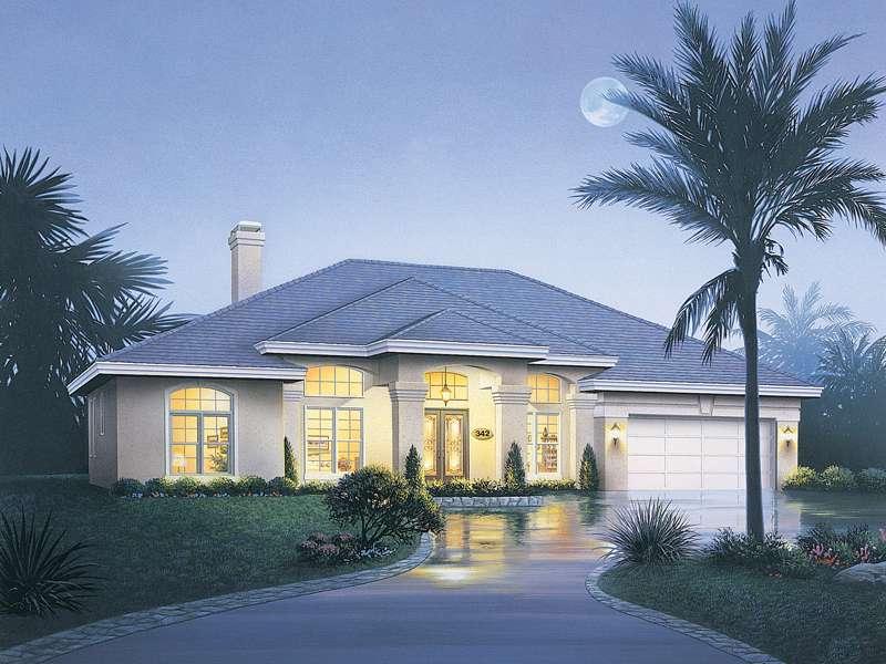 House Plans Sunbelt Home Southwestern Florida