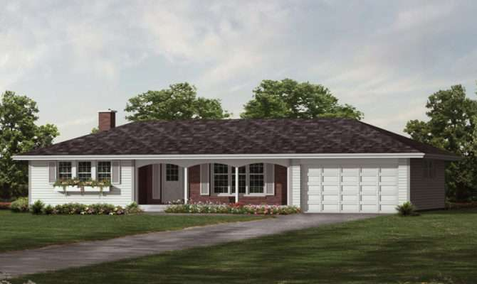 House Plans Traditional Country More