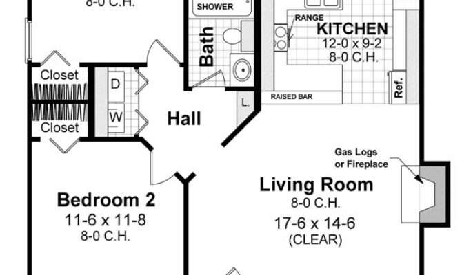 House Plans Under Smalltowndjs