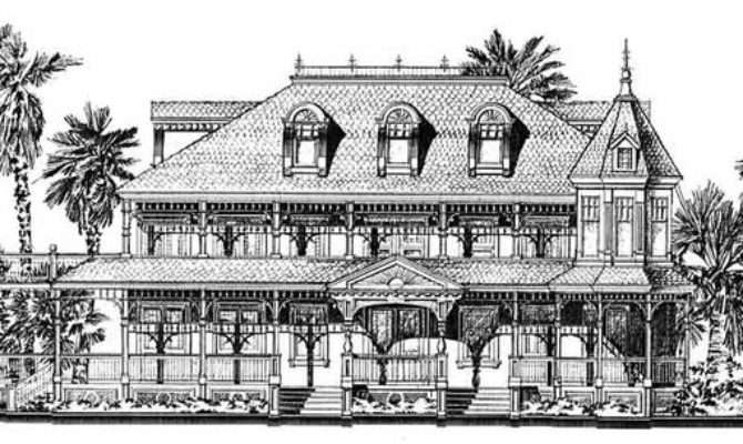 House Plans Victorian Bed Breakfast Floor Baths