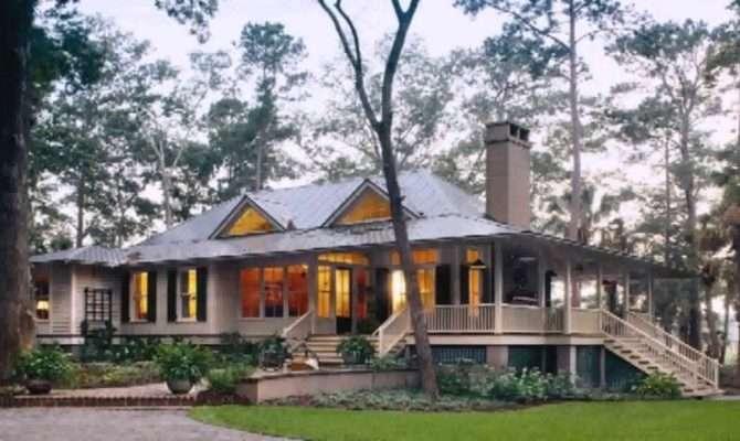 House Plans Wrap Around Porches Single Story Youtube