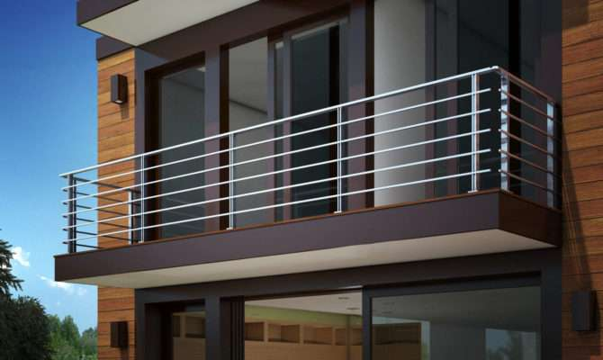 House Railing Designs Balcony Staircase India