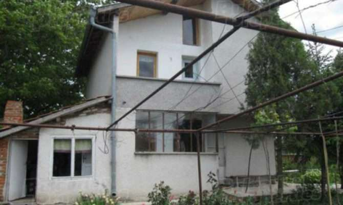 House Sale Near Burgas Bulgaria Cheap