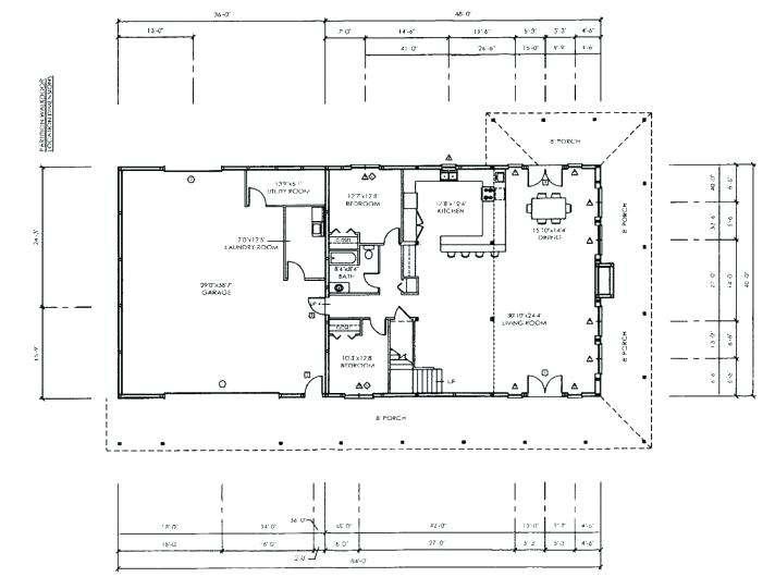 House Shop Combo Floor Plans Treasuresfromtheattic