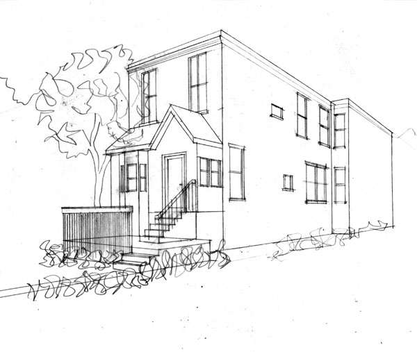 House Sketch Plans Home Designs
