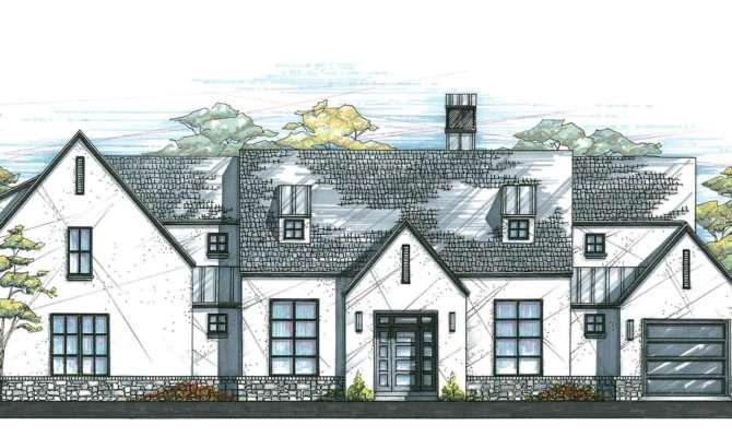 House Sketches Bainbridge Design Group