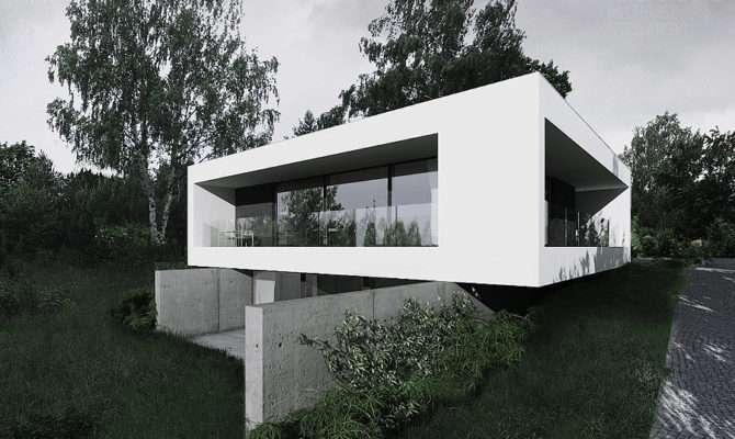 House Slope Bydgoszcz Tamizo Architects