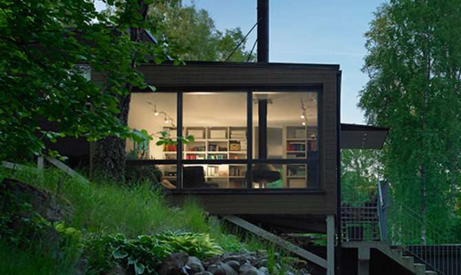 House Slope Design Home Style