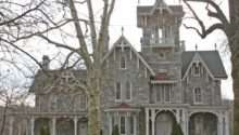House Some Sort Probably Gothic Victorian Like These