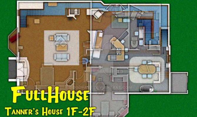 House Tanner Plan Goodpart