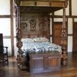 House Tudor Bedroom Part Home Pinterest
