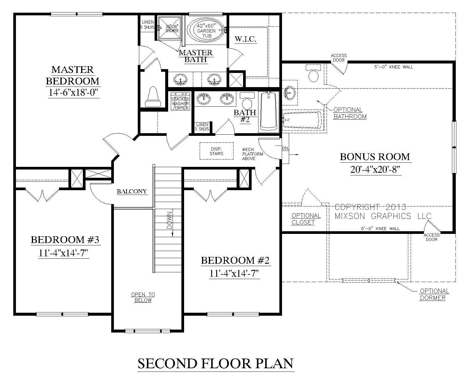 Houseplans Biz House Plan Carver