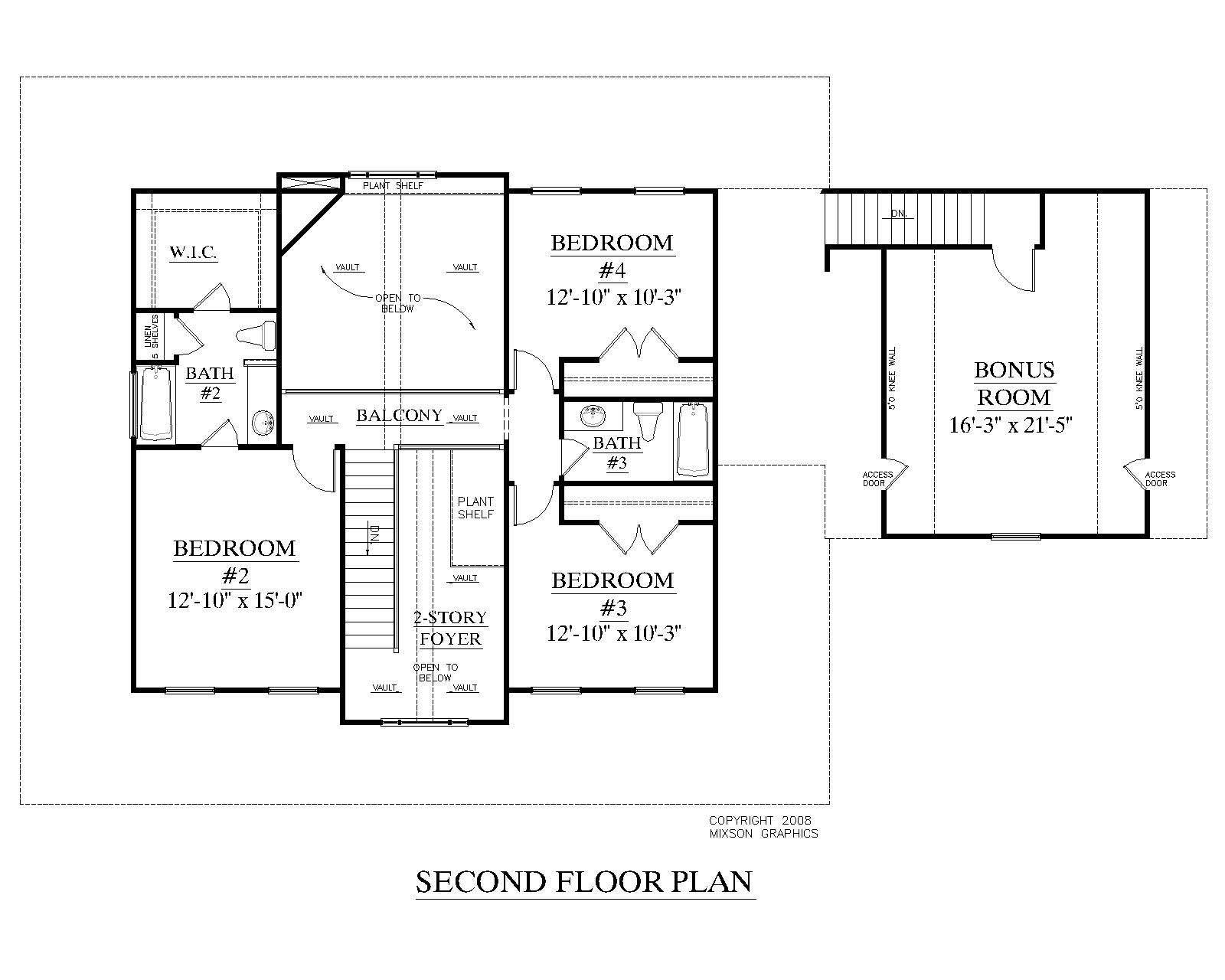 Houseplans Biz House Plan Hildreth Garage