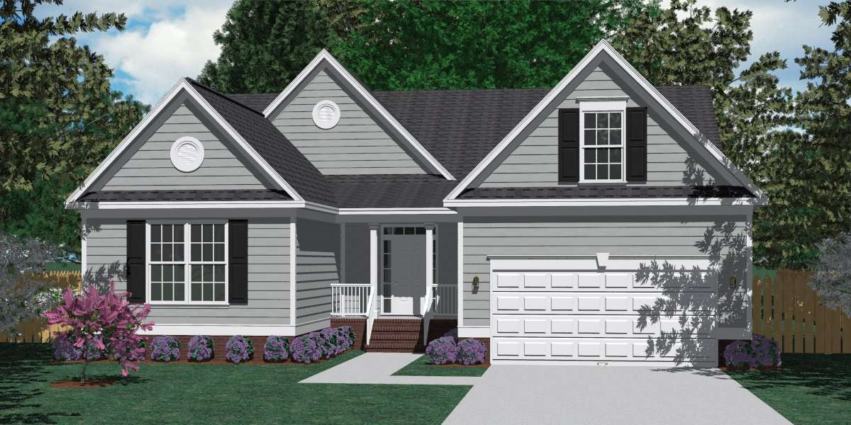 Houseplans Biz House Plan Millwood