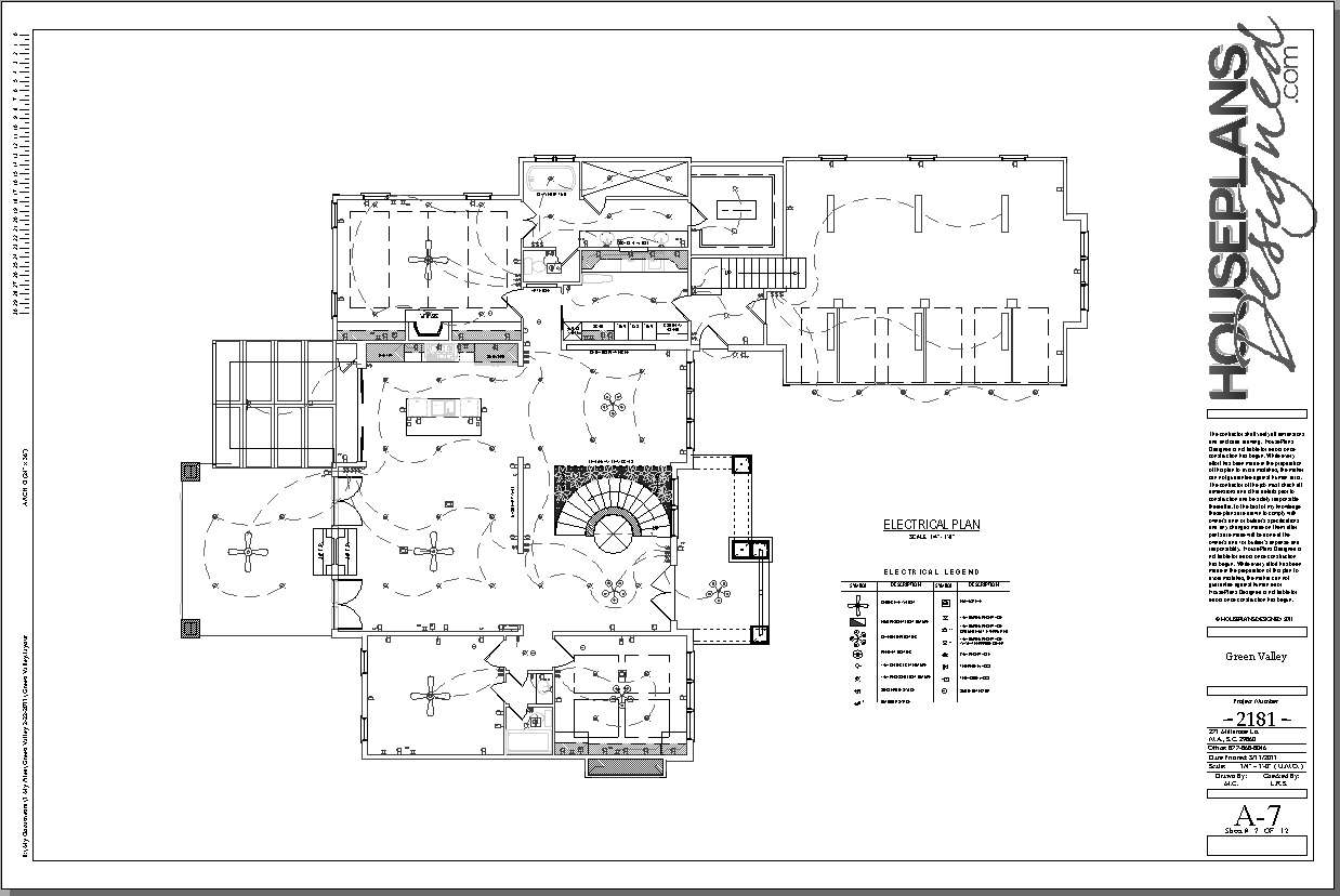 Houseplans Designed Plan Packages