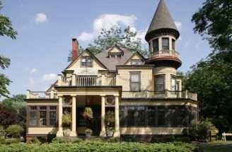 Houses Victorian Era America Beyond Australia Melbourne