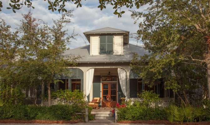 Houzz Tour Lessons Florida Cracker Style Vacation Home