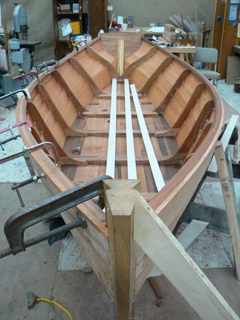 Howb Tim Lee Master Wooden Boat Instructor Savvy