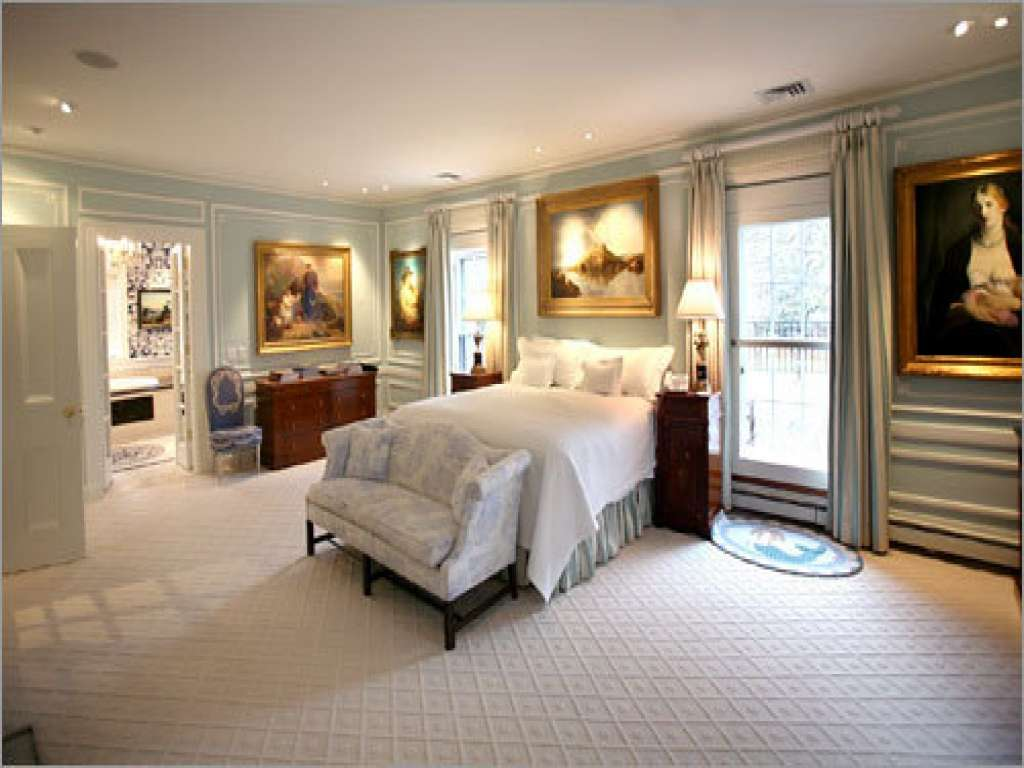 Huge Master Bedrooms Mansion