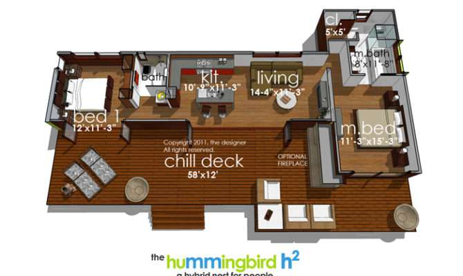 Hummingbird Bedrooms Baths House Designers