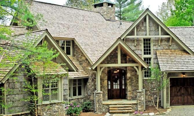 Humphrey Creek Rustic Home Plan House Plans More