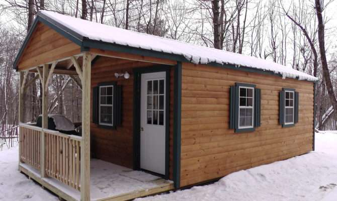 Hunting Camp House Plans