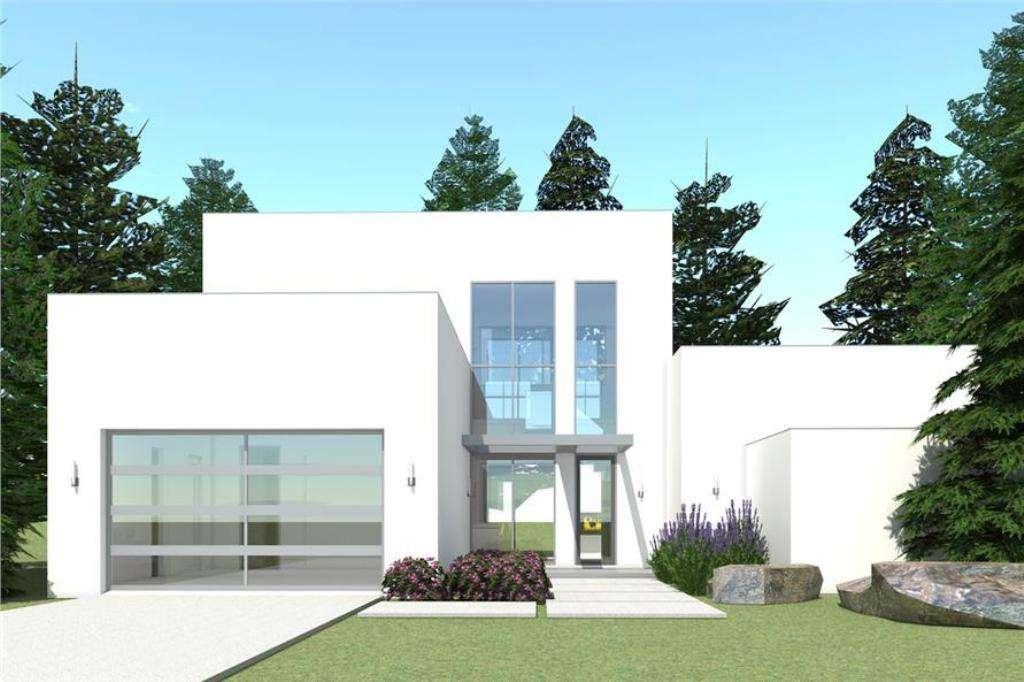 Icf House Plans Alberta Modern Plan