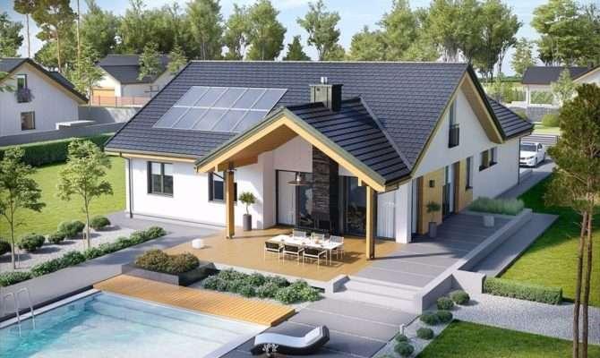 Ideal House Design Exterior Home
