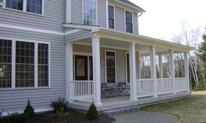 Ideas Beautiful Front Porch Designs Modern House
