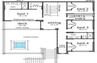 Ideas Cinder Block House Plans Concrete Wall Home