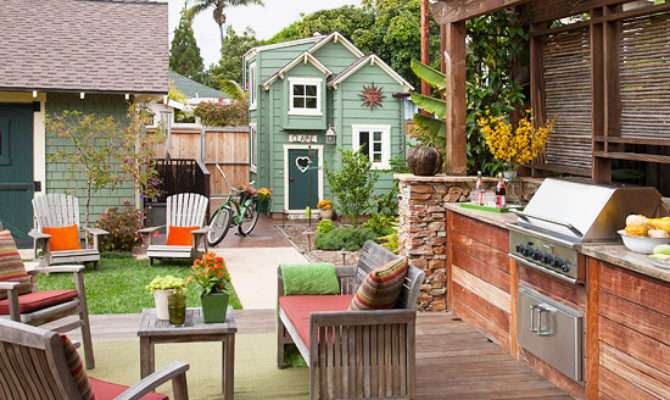 Ideas Functional Outdoor Spaces
