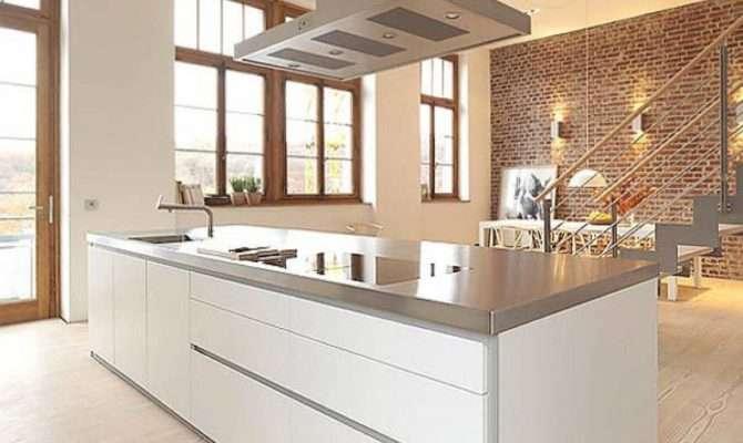 Ideas Modern Kitchen Design Minimalist Style
