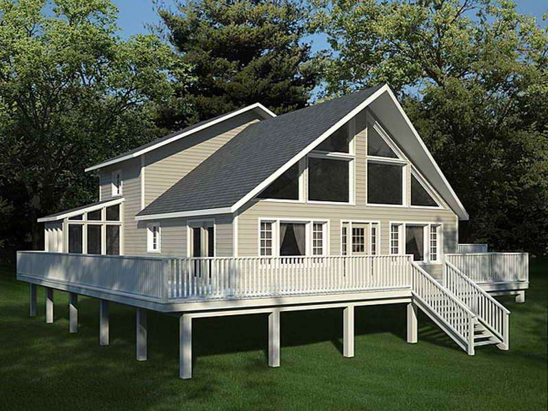 Ideas Modified Frame House Plans