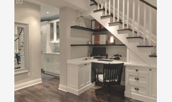Ideas Turning Basement Space Into Home Office Tree