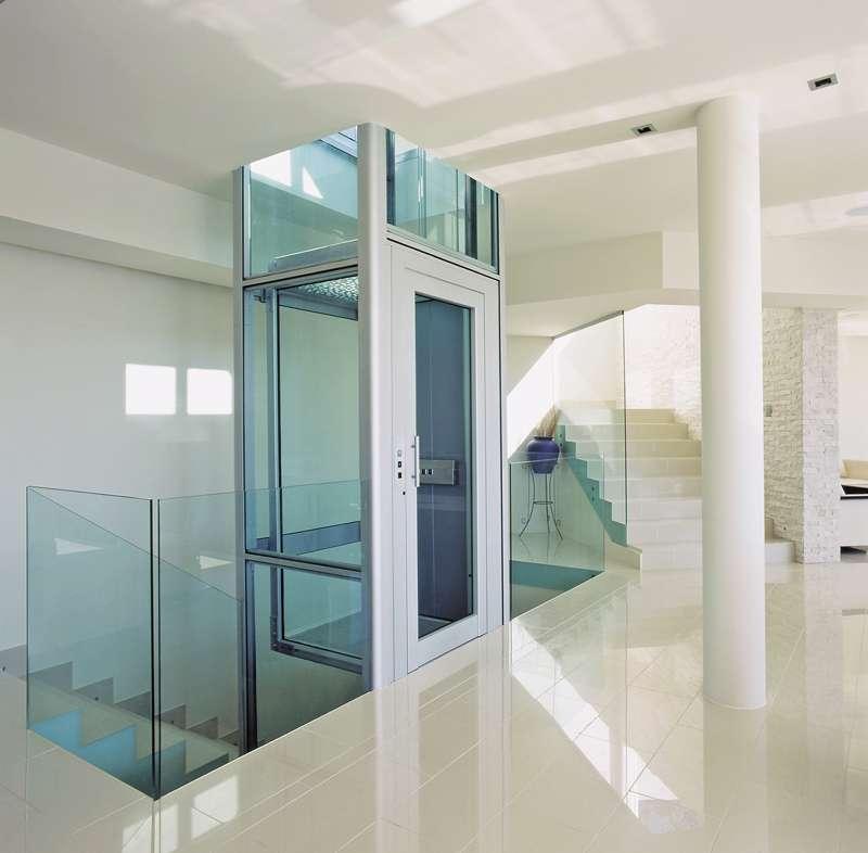 Ikonic Lifts Vertical Platform