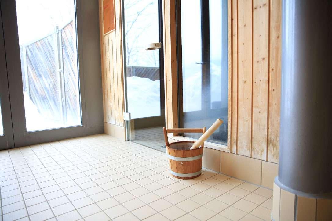 Impressions Sauna Oasis Sportzentrum Grindelwald
