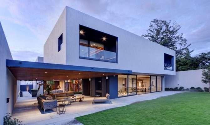 Impressive Glass Concrete Homes Ideas Inspirations