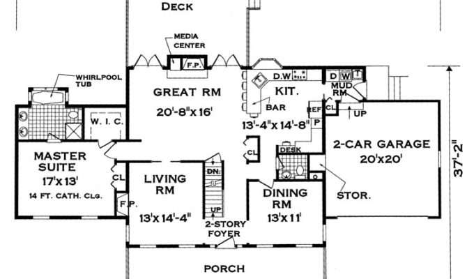 Impressive Large Home Plans House