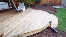 Included Close Show Beautiful Round Decks
