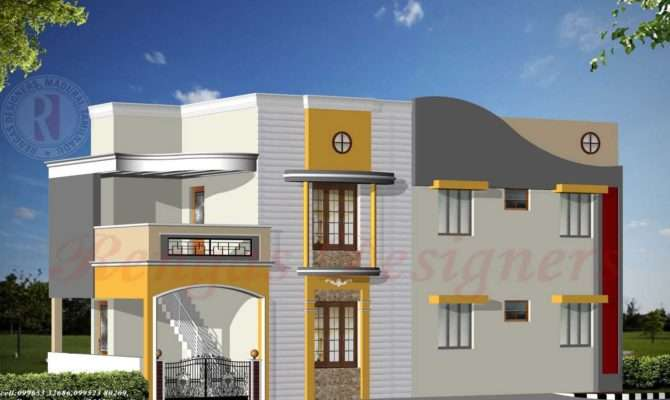 Indian House Design Residential Building Designs
