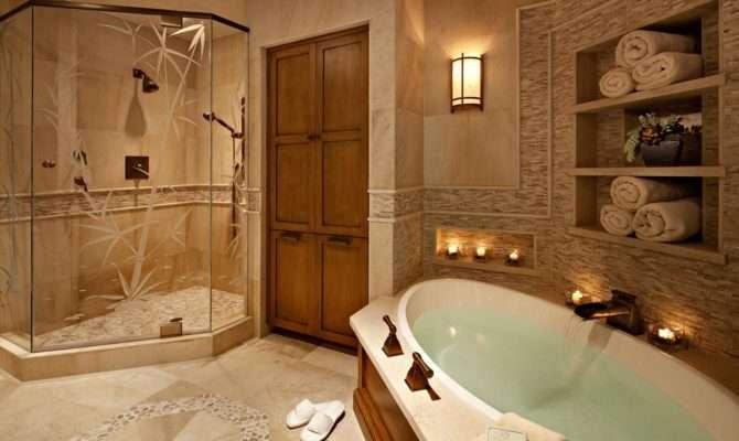Inexpensive Way Recreate Atmosphere Spa Your Bathroom