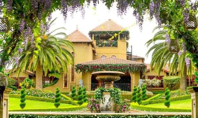 Inside Bachelor Australia Mansion Popsugar Home