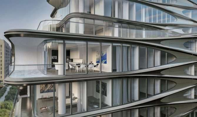 Inside Zaha Hadid Final New York Apartment Building