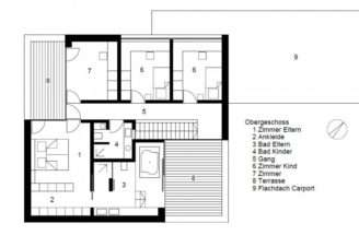 Inspiration Modern Home Design Third Floor Plan Architecture