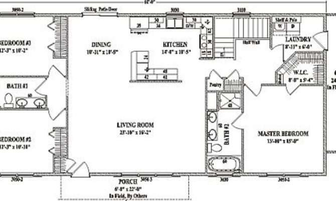 Inspirational Open Floor House Plans Ranch Style New